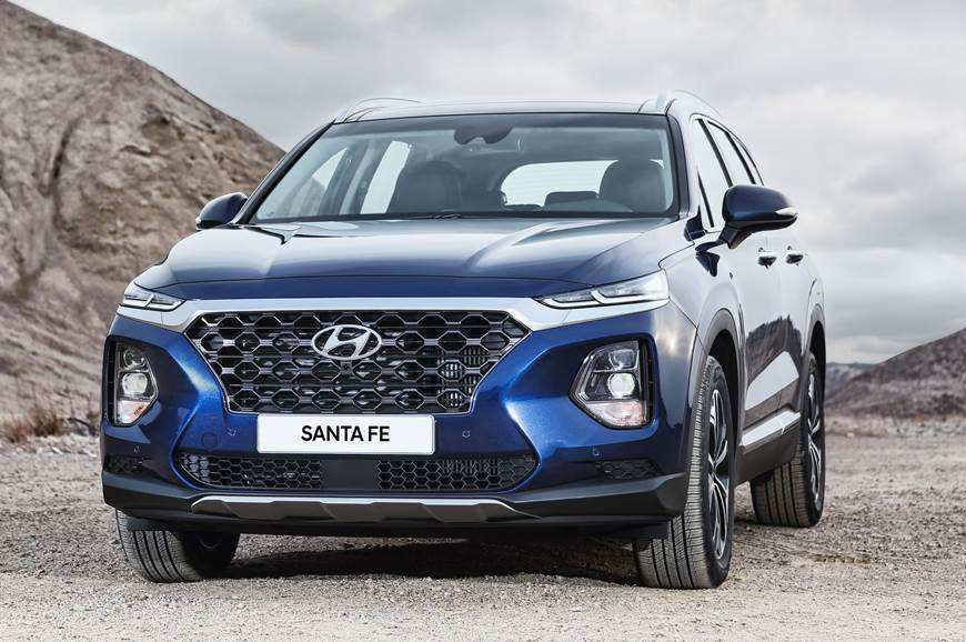 83 The Best New Hyundai Santa Fe 2020 Price And Release Date