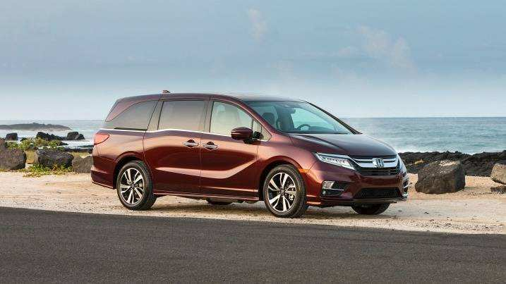 83 The Honda Odyssey 2019 Vs 2020 Review And Release Date