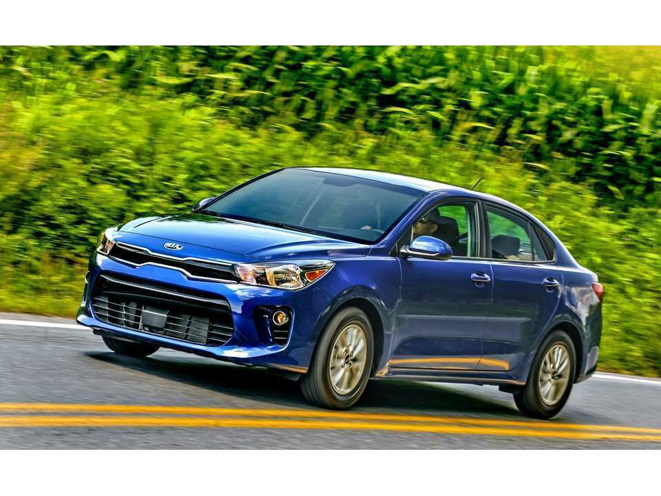 83 The Kia Rio 2019 Review Release
