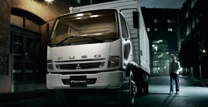 83 The Mitsubishi Fuso 2020 New Review