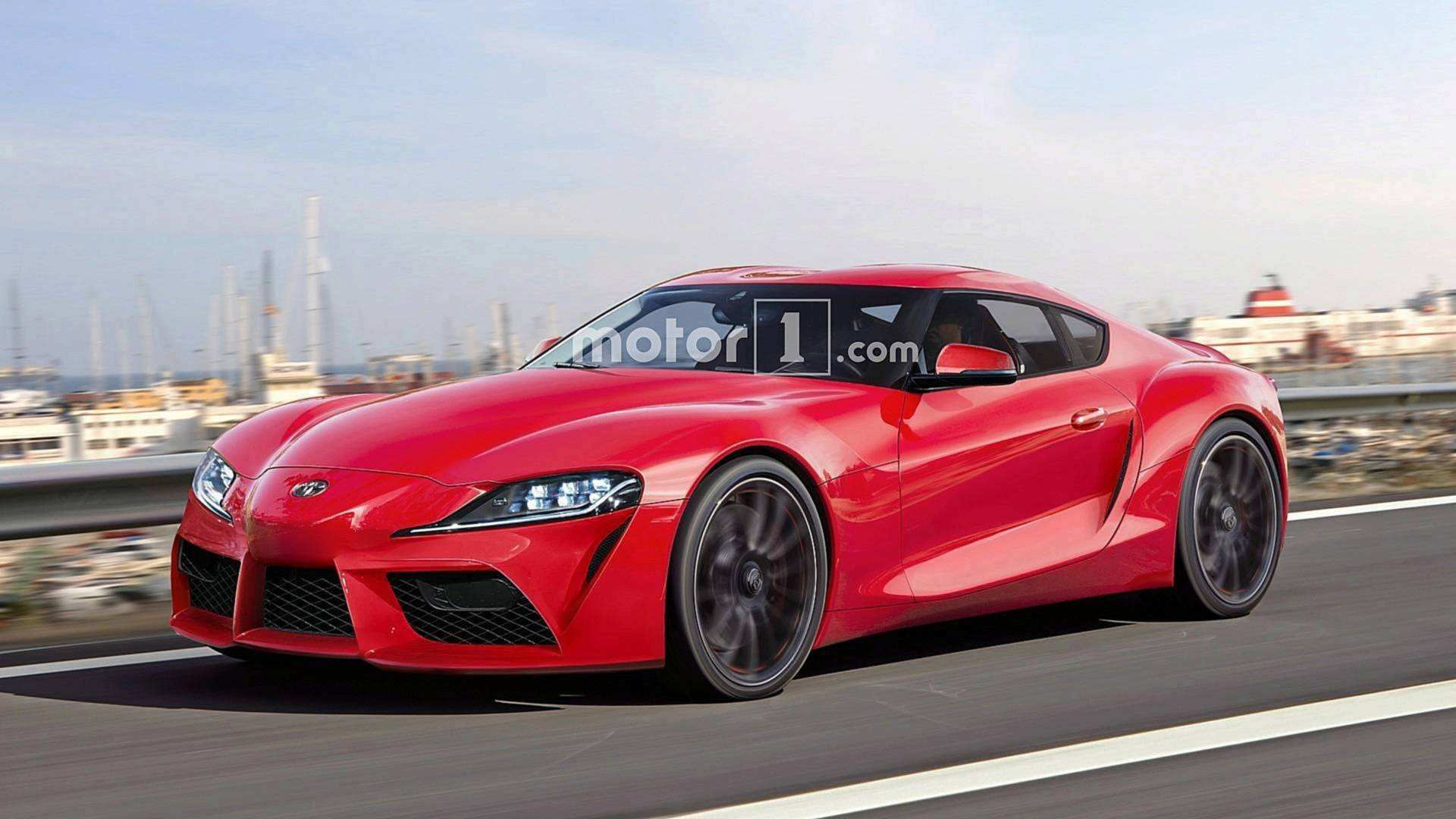 83 The Nissan Supra 2020 Configurations