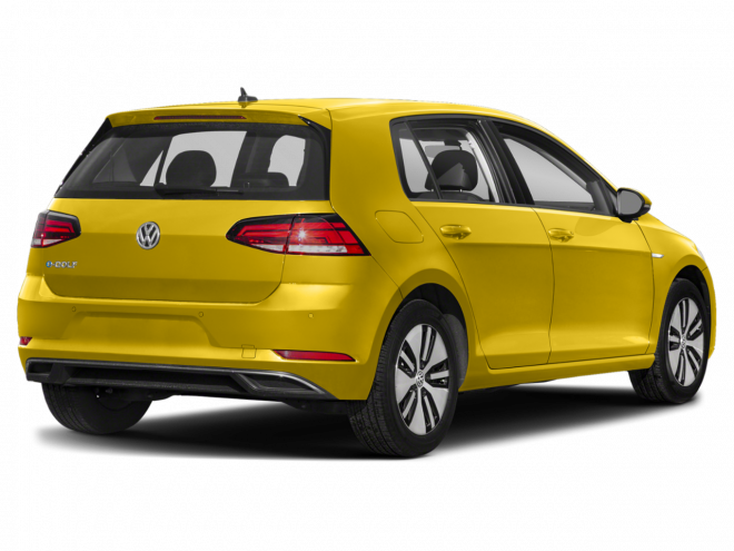 83 The Vw E Golf 2019 New Concept