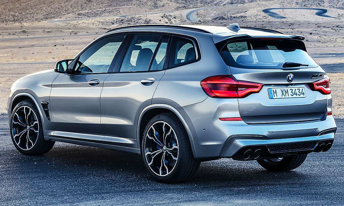 84 A 2019 BMW X3 Performance