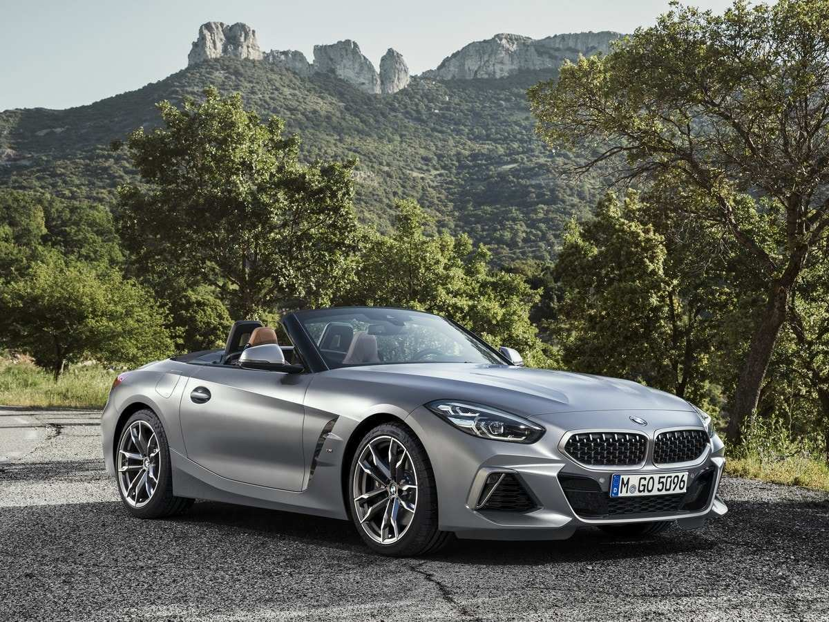 84 A 2019 BMW Z4 M Roadster Release Date