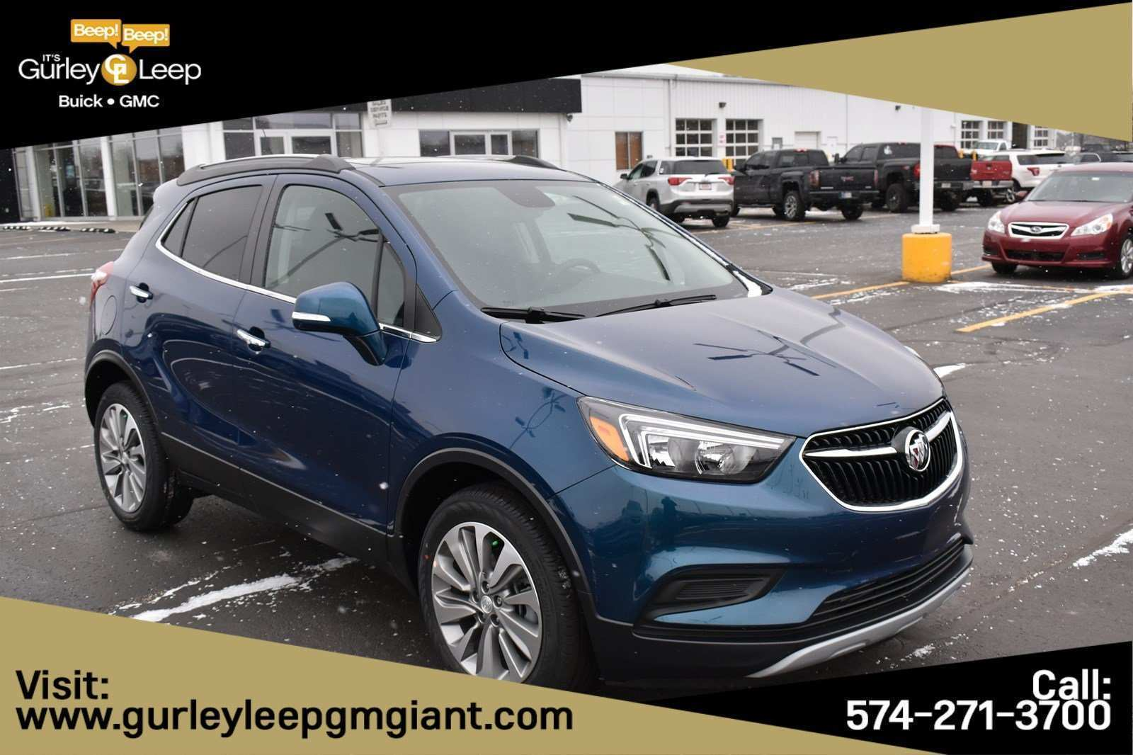 84 A 2019 Buick Encore Pricing