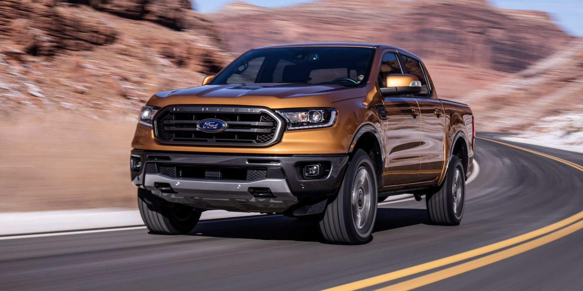 84 A 2019 Ford F100 Images