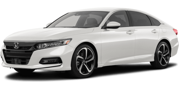 84 A 2019 Honda Accord Sport Engine