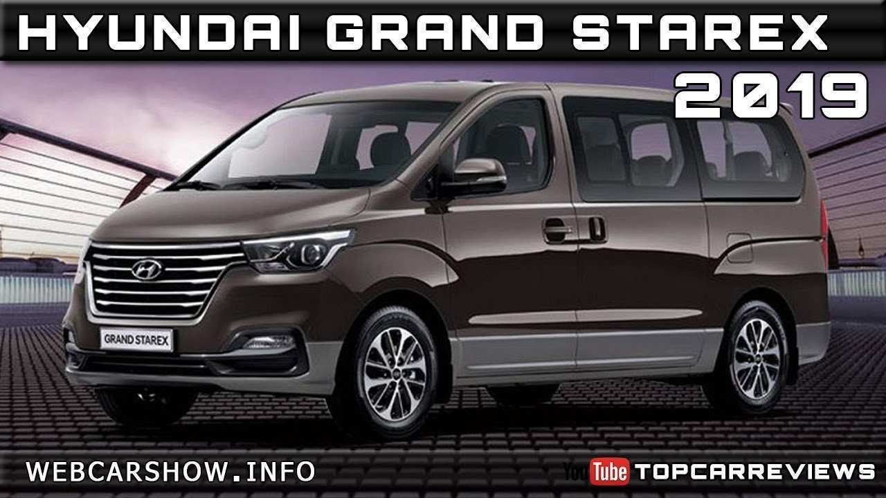 84 A 2019 Hyundai Starex Price And Review