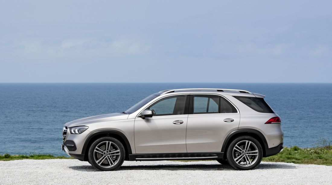 84 A 2019 Mercedes GLE Rumors