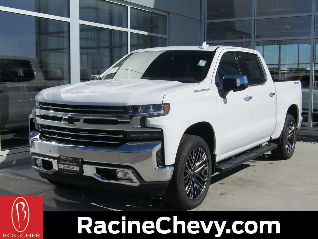 84 A 2019 Silverado 1500 Price And Review