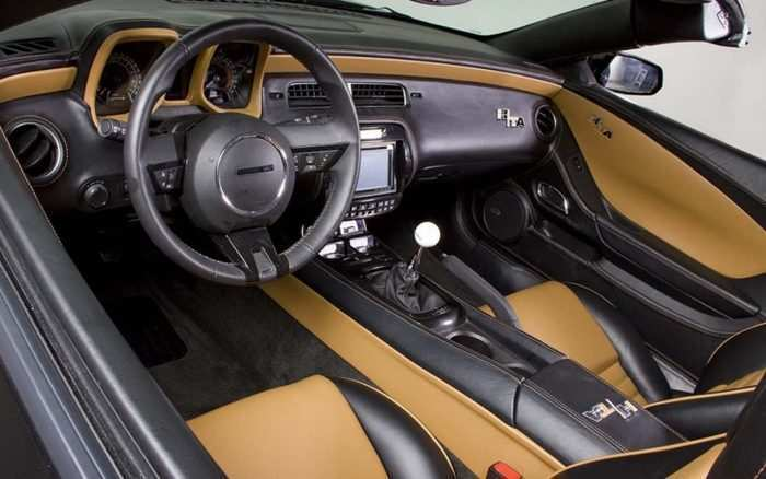 84 A 2019 The Pontiac Trans Interior