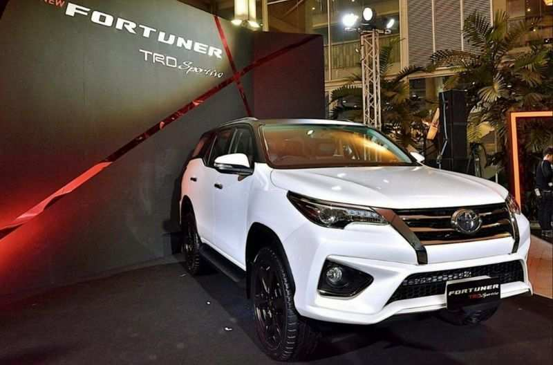 84 A 2019 Toyota Fortuner Price