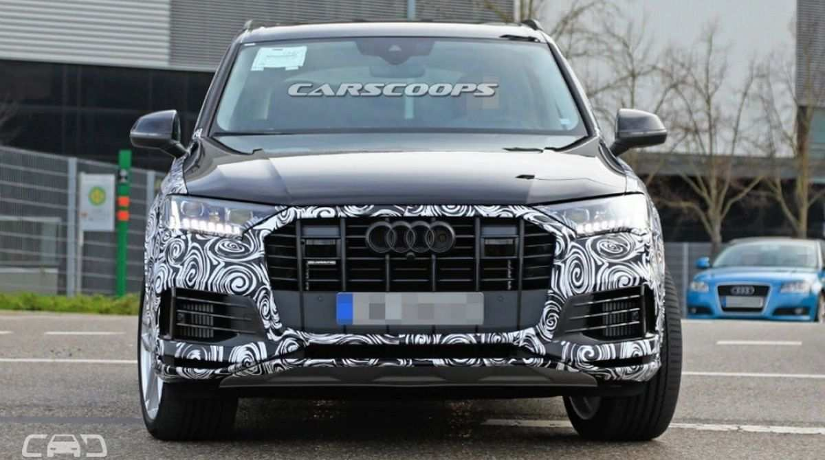 84 A 2020 Audi Q7 Research New
