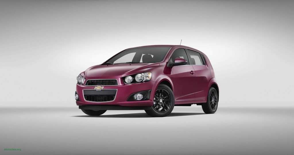 84 A 2020 Chevy Sonic Ss Ev Rs Picture