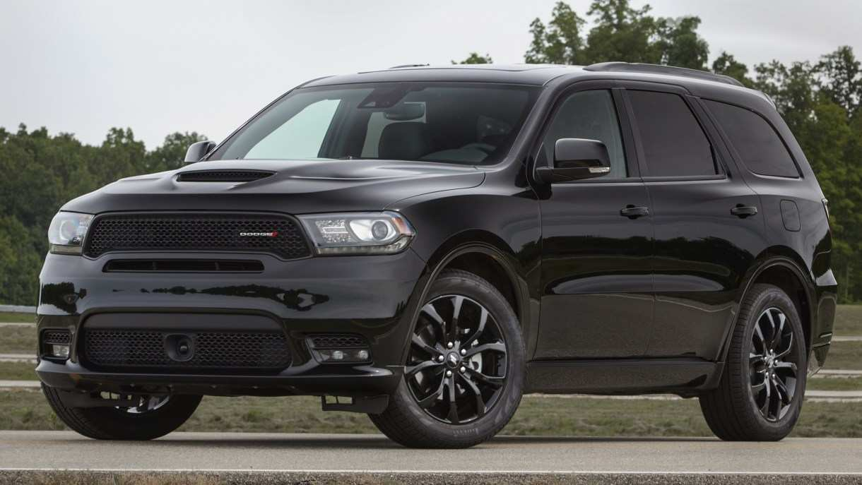 84 A 2020 Dodge Durango Srt Picture