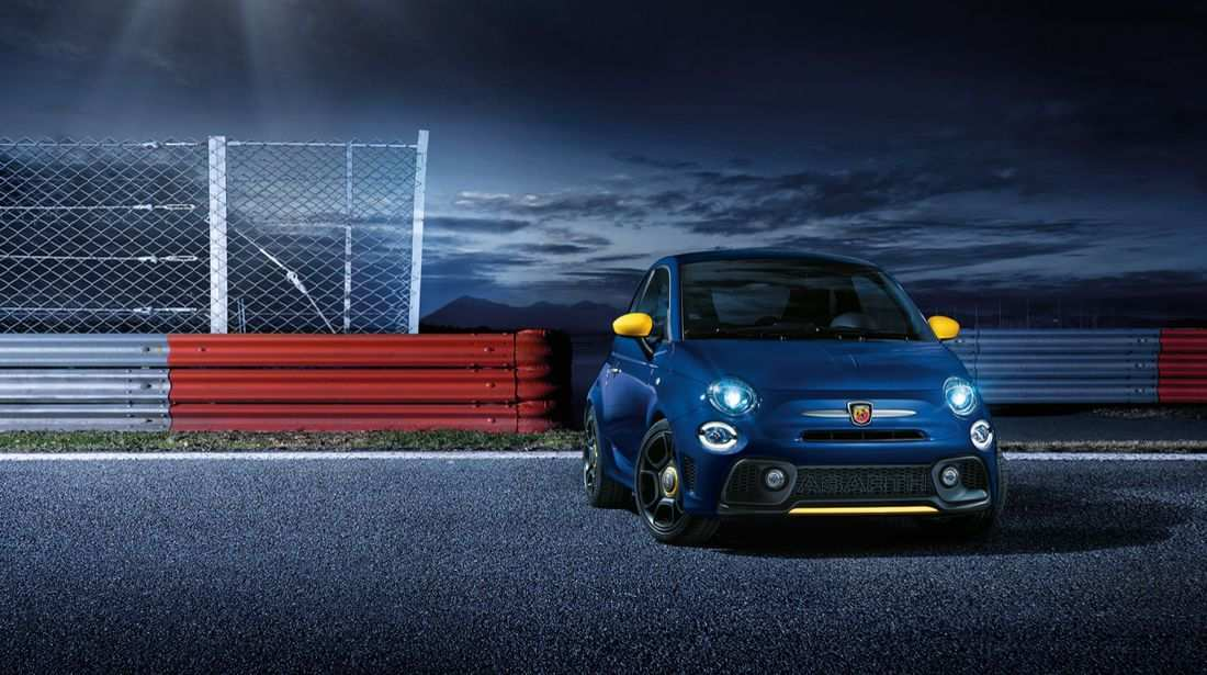 84 A 2020 Fiat 500 Abarth Performance