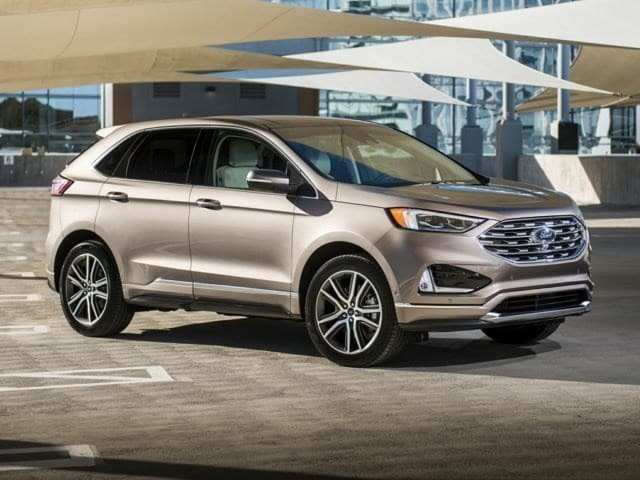 84 A 2020 Ford Edge Sport Price And Review