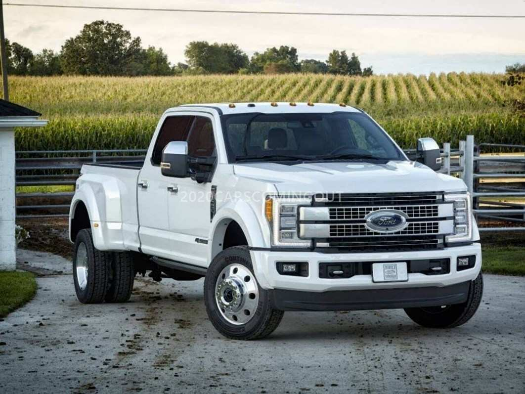 84 A 2020 Ford F650 Rumors
