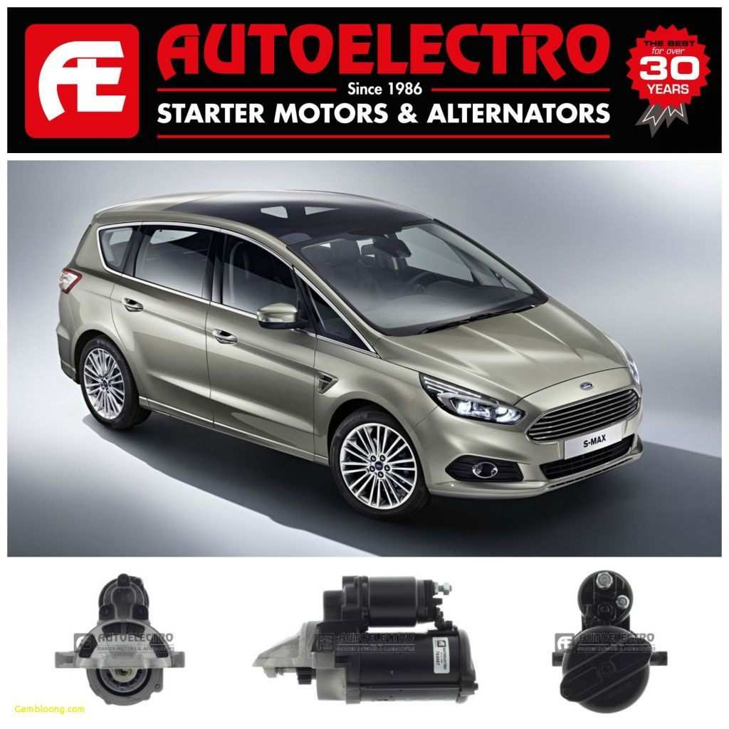 84 A 2020 Ford S Max Picture