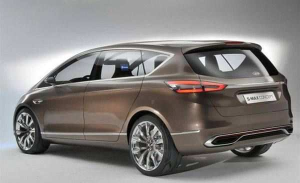 84 A 2020 Ford S Max Specs