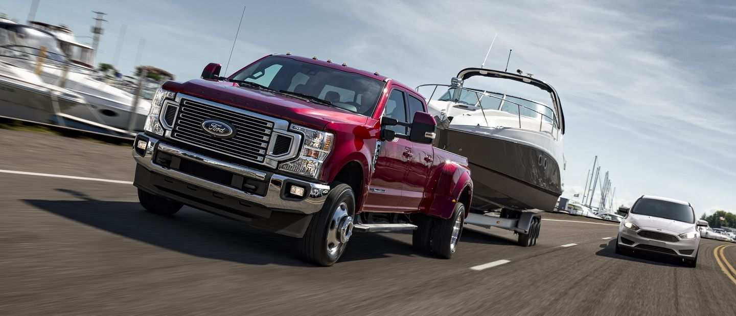84 A 2020 Ford Super Duty Style
