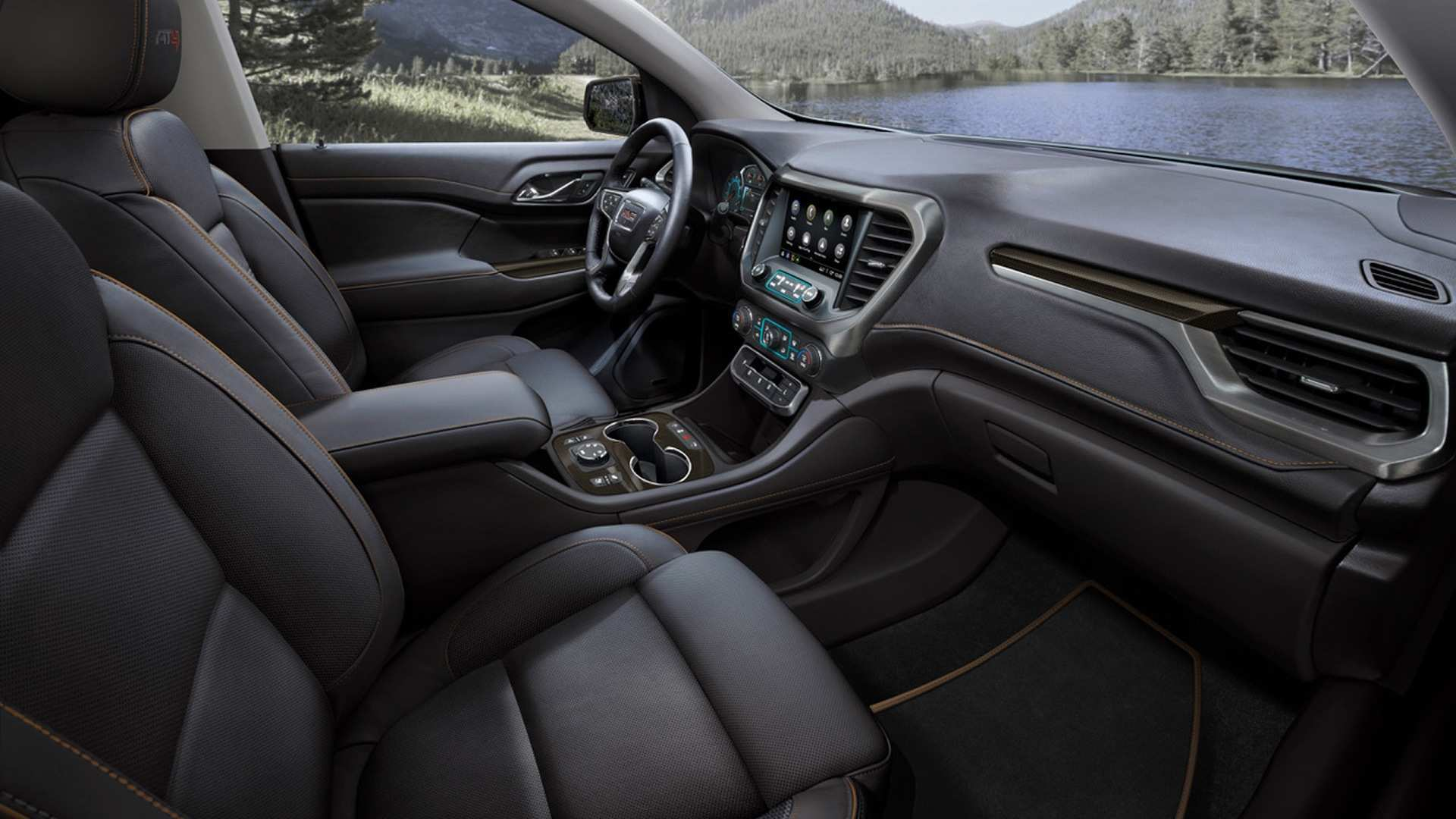 84 A 2020 GMC Interior Price And Review
