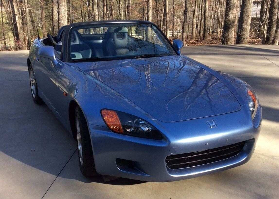 84 A 2020 Honda S2000and Speed Test