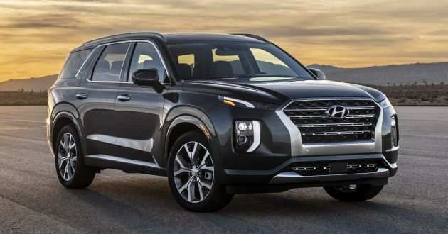 84 A 2020 Hyundai Palisade Length Performance And New Engine