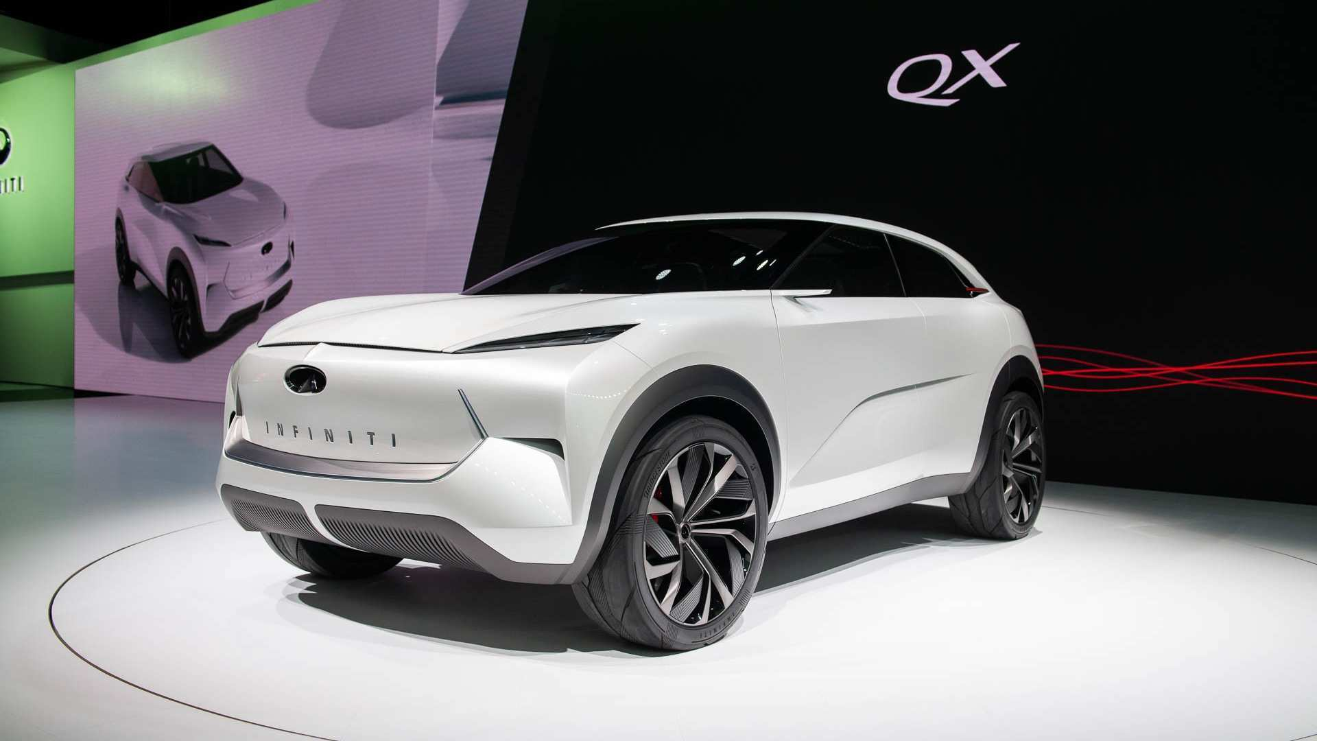 84 A 2020 Infiniti Electric Configurations