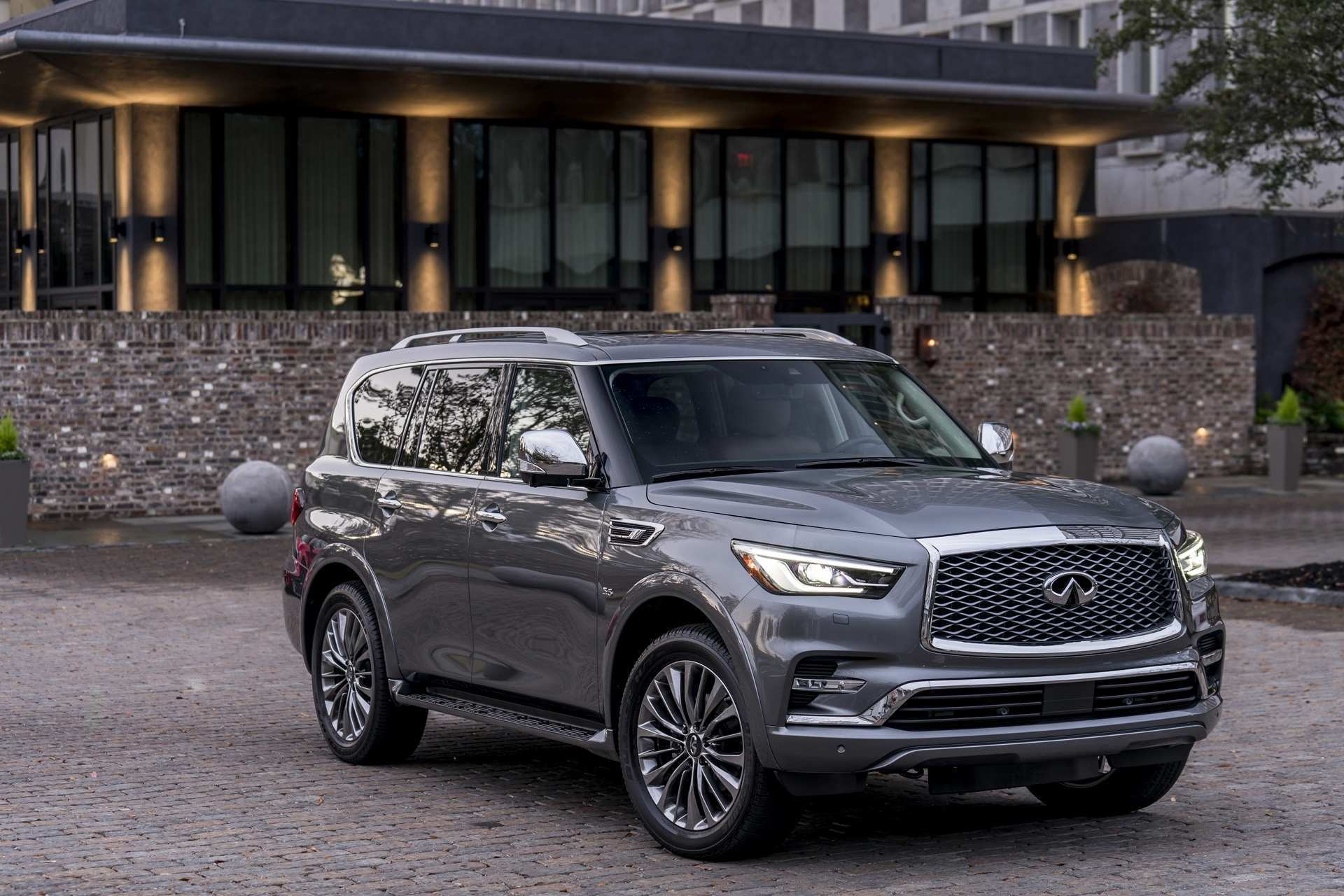 84 A 2020 Infiniti Qx80 New Body Style Configurations