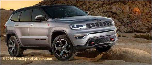 84 A 2020 Jeep Grand Cherokee Diesel Configurations