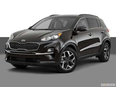 84 A 2020 Kia Sportage Review Overview
