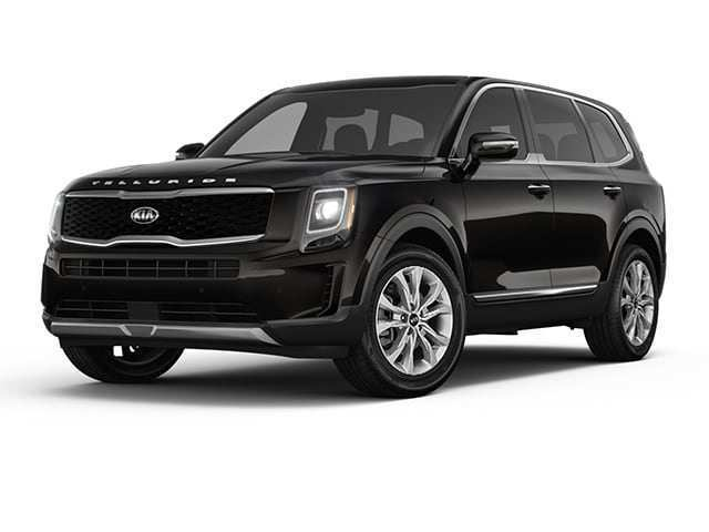 84 A 2020 Kia Telluride Black Copper First Drive