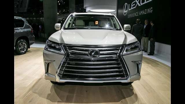 84 A 2020 Lexus LX 570 Redesign And Concept