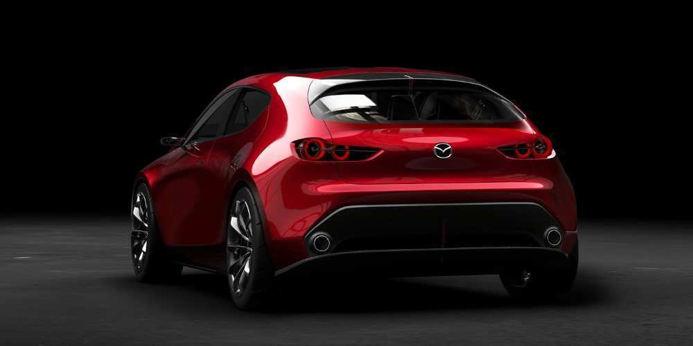 84 A 2020 Mazda 3 Style