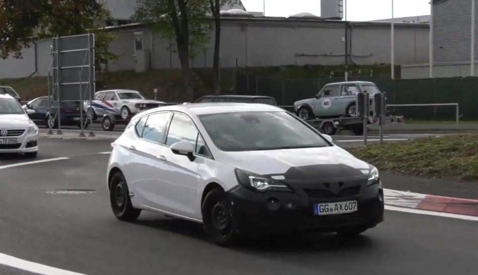 84 A 2020 Opel Astra Research New
