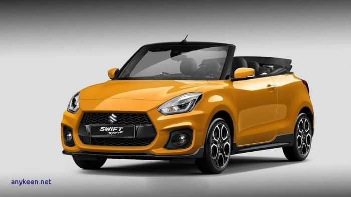 84 A 2020 Suzuki Swift Review