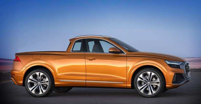 84 A Audi Pickup 2020 Performance