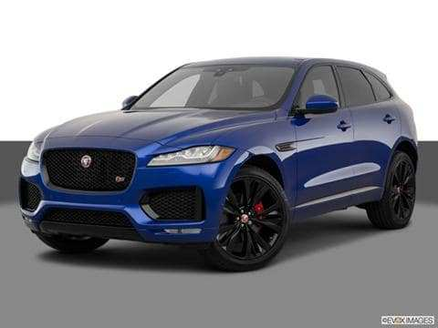 84 A Jaguar Suv 2019 Speed Test