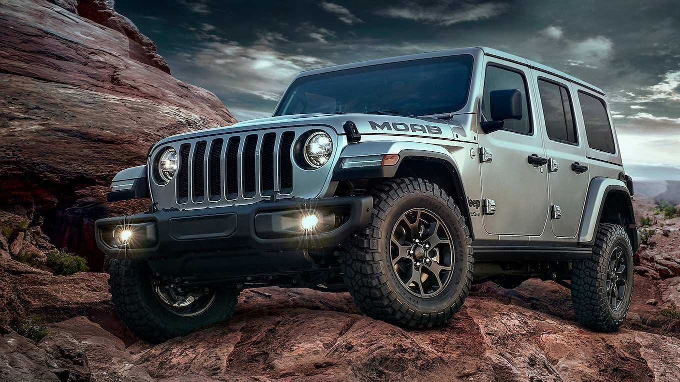 84 A Jeep Moab 2020 Exterior And Interior