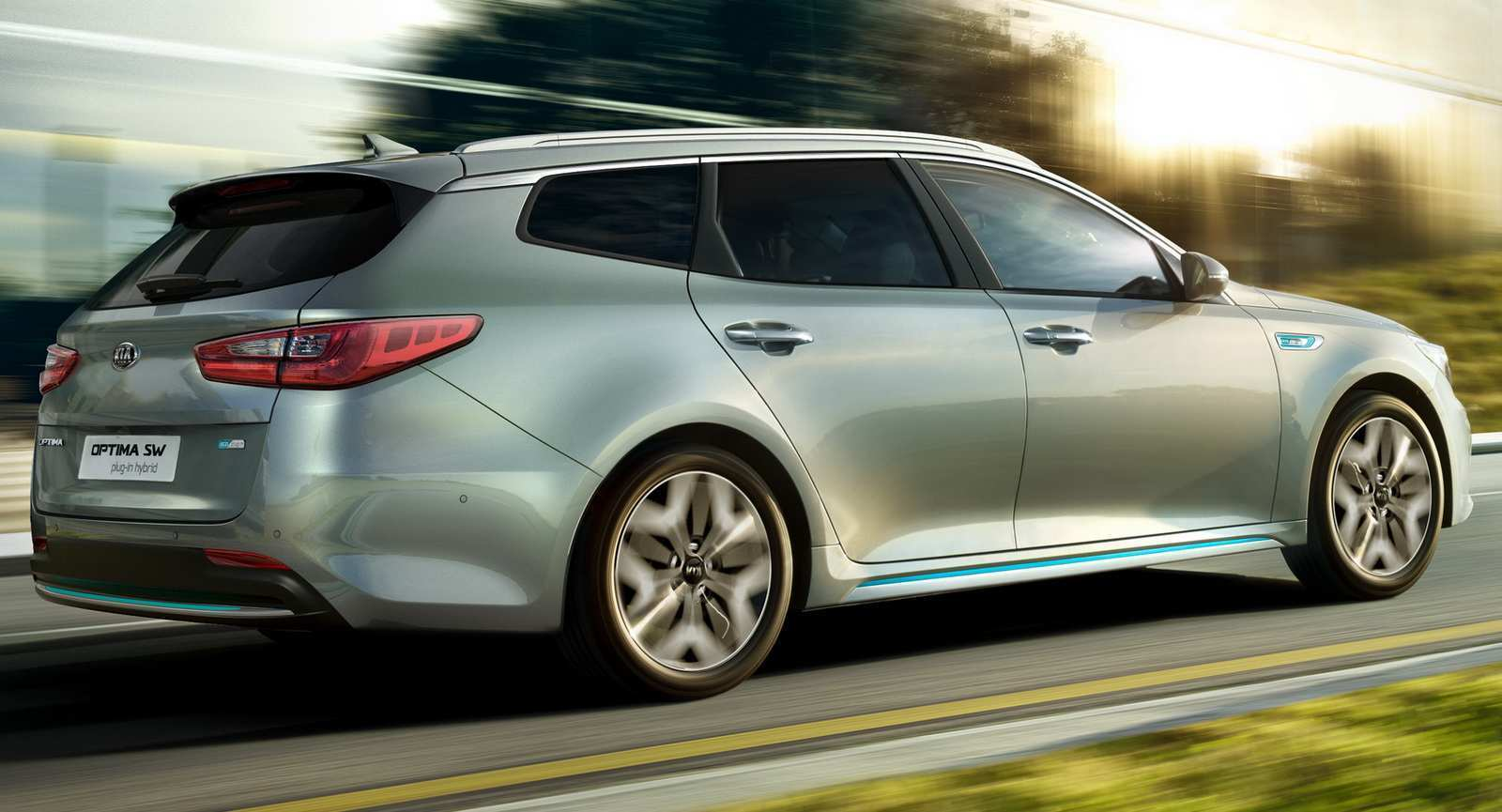 84 A Kia Optima Phev 2020 Picture