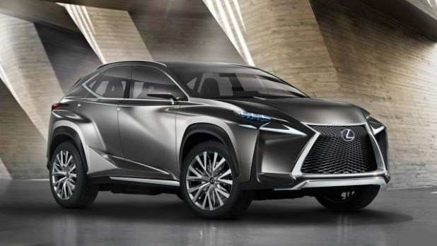 84 A Lexus Rx 350 Redesign 2020 Research New