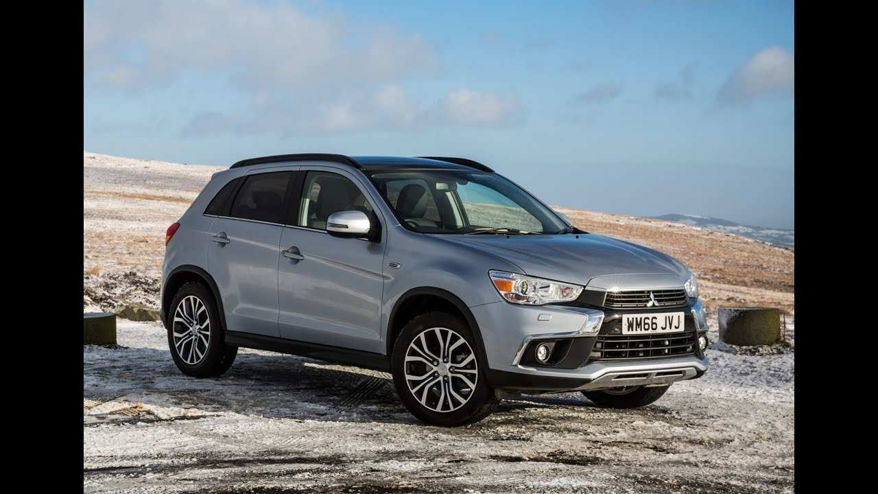 84 A Mitsubishi Asx 2020 Youtube Specs And Review