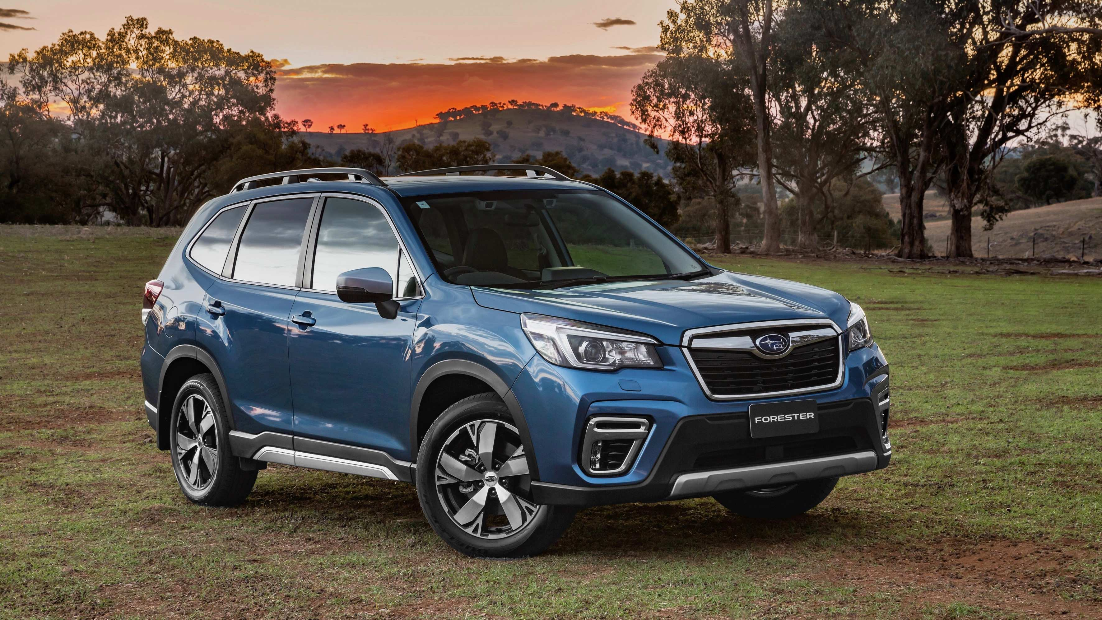 84 A Next Generation Subaru Forester 2019 New Concept