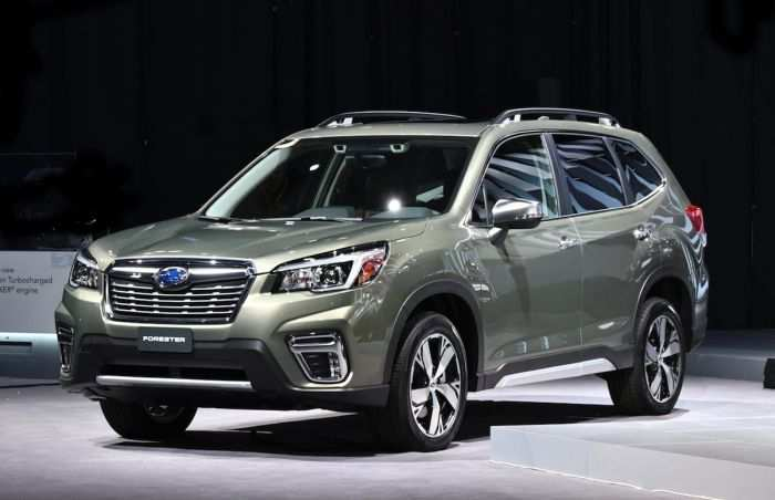 84 A Subaru Forester 2019 News Model