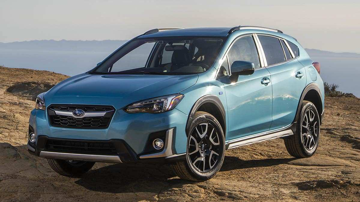 84 A Subaru Xv 2019 Spesification