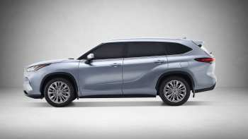 84 A Toyota Outlander 2020 Configurations