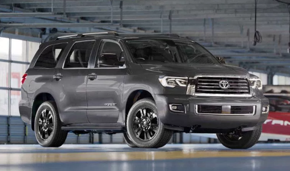 84 A Toyota Sequoia 2019 Redesign Rumors