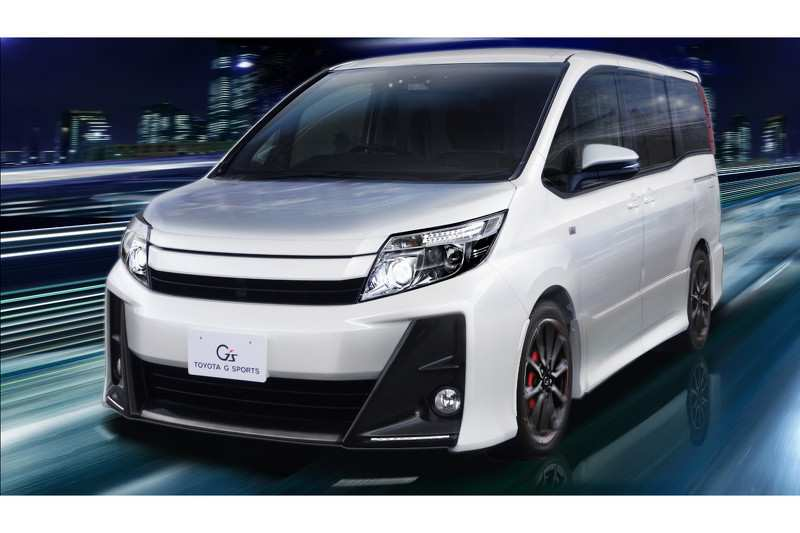 84 A Toyota Voxy 2020 Redesign and Concept