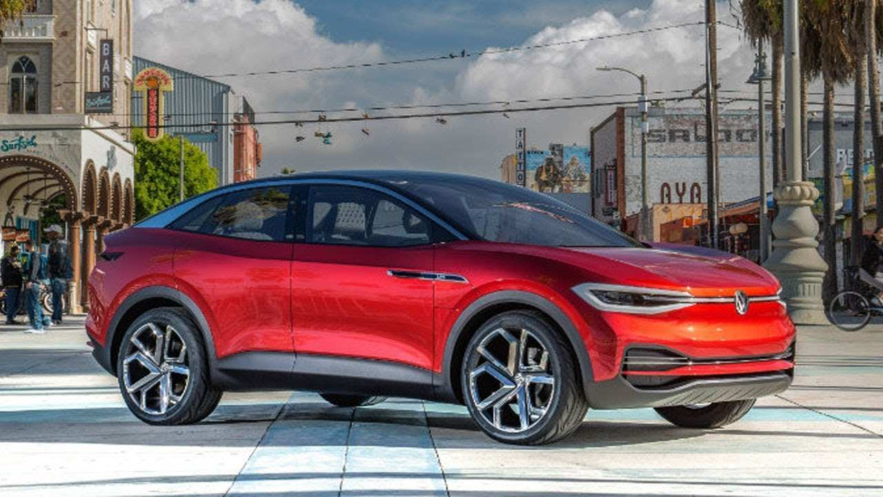 84 A Volkswagen 2019 Electric Redesign And Concept